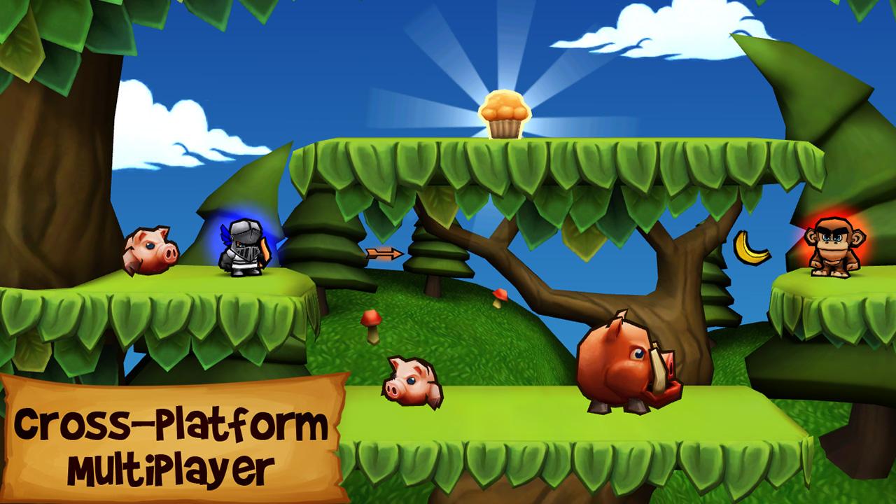 Screenshot of Muffin Knight