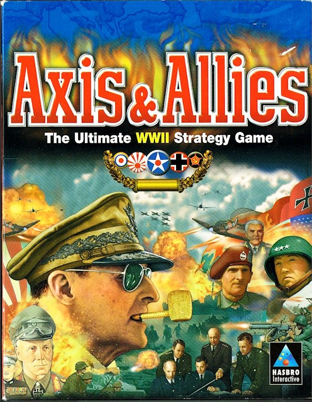 axis and allies online free