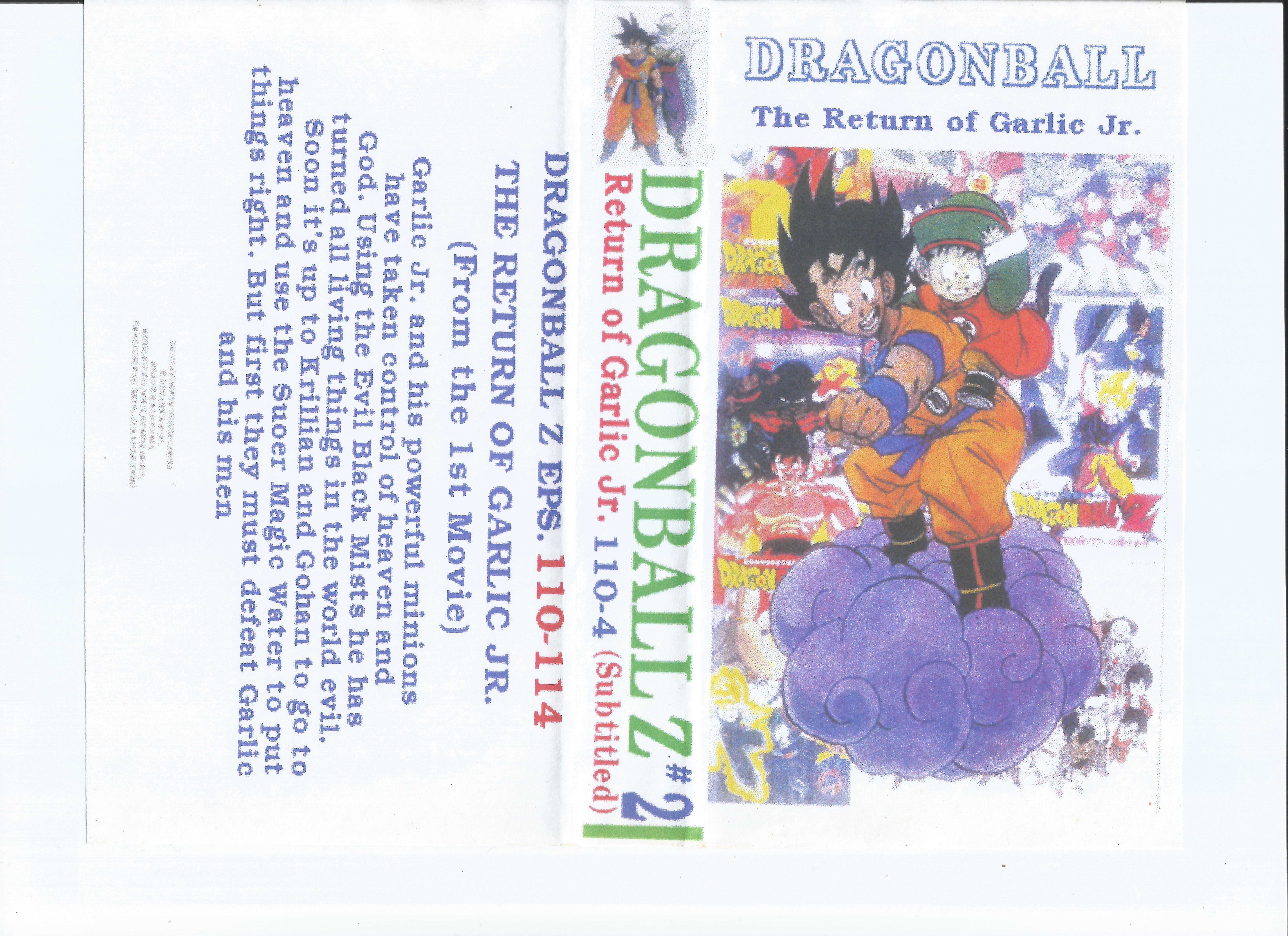 Dragon Ball Vhs Fansub Art Girigiri Sekai Kyokugen Free Download Borrow And Streaming Internet Archive Garlic may also refer to: internet archive
