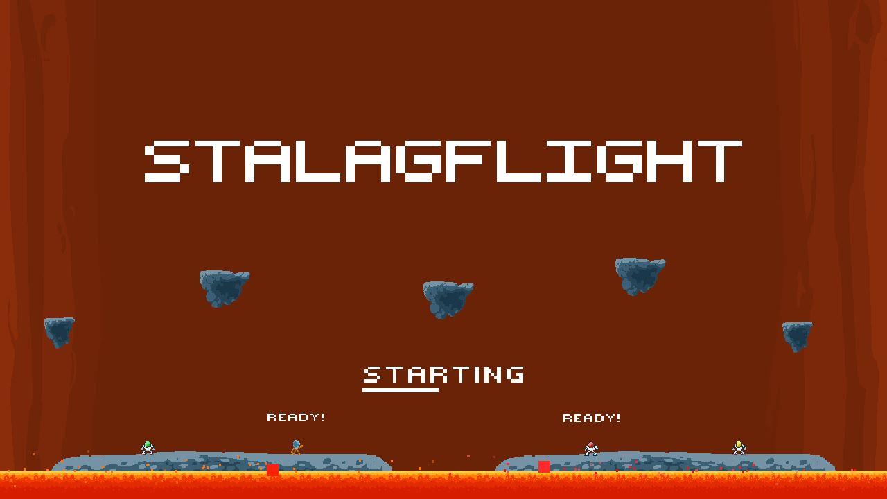 Screenshot of Stalagflight