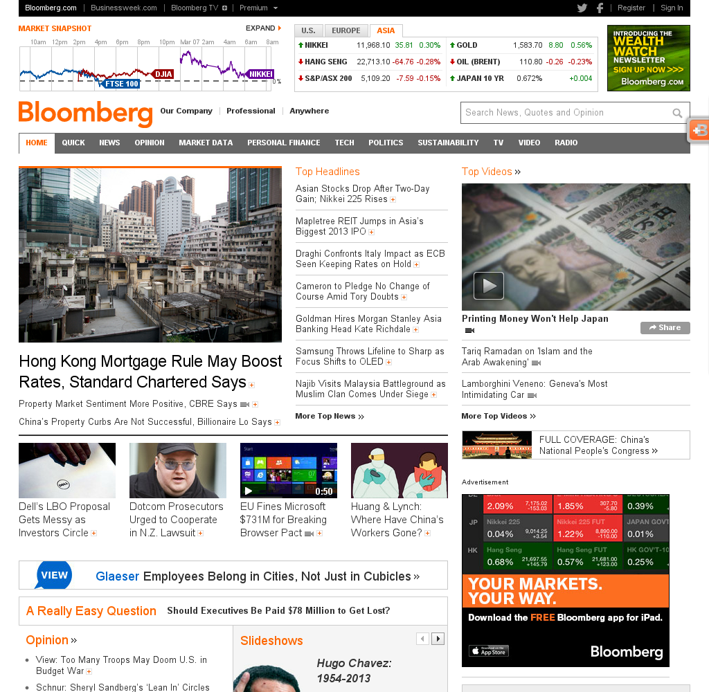 Bloomberg