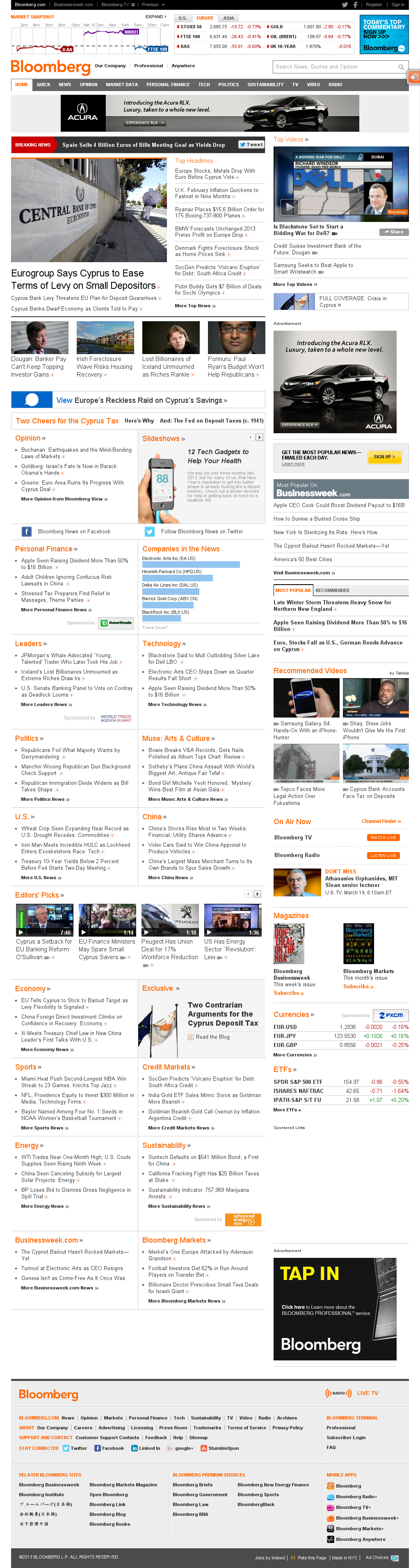 Bloomberg at Tuesday March 19, 2013, 10:02 a.m. UTC