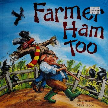 Cover of: Farmer Ham too | Alec Sillifant