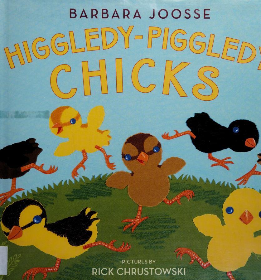 Fuzzy peeps by Barbara M. Joosse