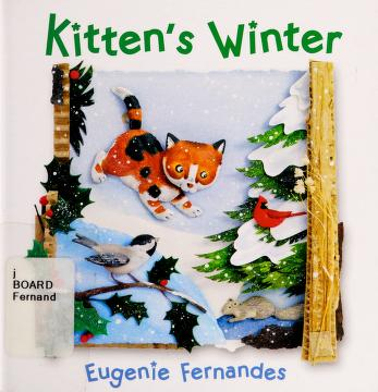 Cover of: Kitten's winter | Eugenie Fernandes