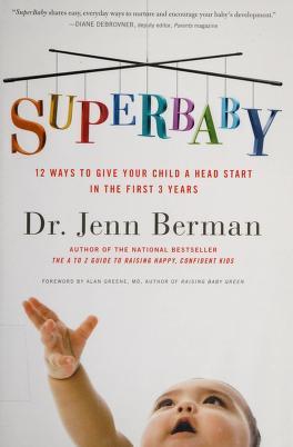 Cover of: Superbaby | Jenn Berman